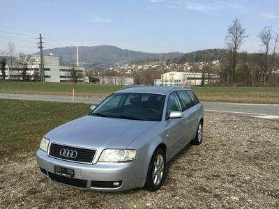 gebraucht Audi A6 A6 2.5 Diesel2.5 Diesel