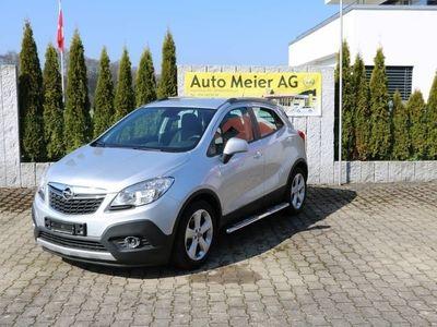gebraucht Opel Mokka 1.6 ecoTEC Enjoy S/S