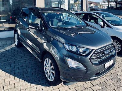 gebraucht Ford Ecosport 1.0 EcoB 125 ST-Line