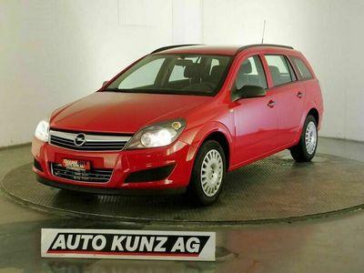 gebraucht Opel Astra Caravan Style FullOption 1.4i TP
