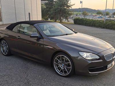 gebraucht BMW 650 Cabriolet 6er i