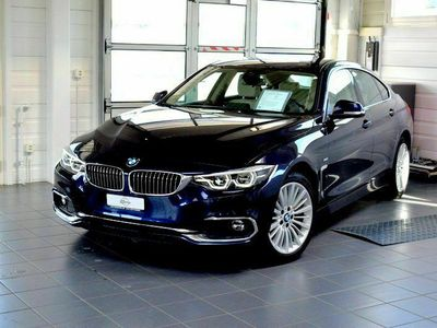 gebraucht BMW 440  i Gran Coupé xDrive Luxury Line Steptronic/CH FAHRZEUG AUS 1. HAND / TOP AUSSTATTUNG NP. 87.350.-