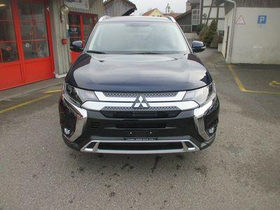 gebraucht Mitsubishi Outlander 2.0 Value 4WD CVT
