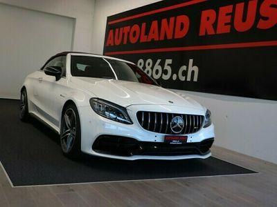 gebraucht Mercedes C63 AMG C-KlasseAMG 9G-tronic