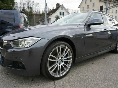gebraucht BMW 335  d xDrive Touring Steptronic