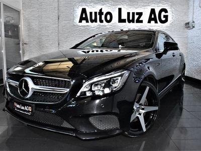 gebraucht Mercedes CLS250 Shooting Brake BlueTEC 4Matic 7G-Troni