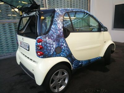 gebraucht Smart ForTwo Coupé City/Fortwo - 700 61 Passion