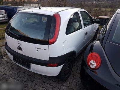 gebraucht Opel Corsa Corsa