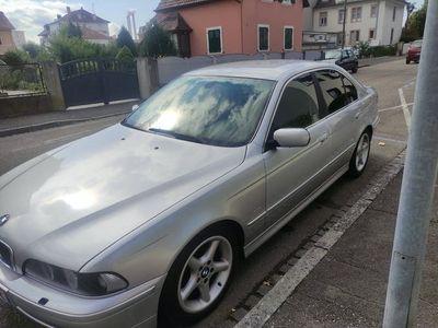 gebraucht BMW 525 5erAutomatic Diesel 2001