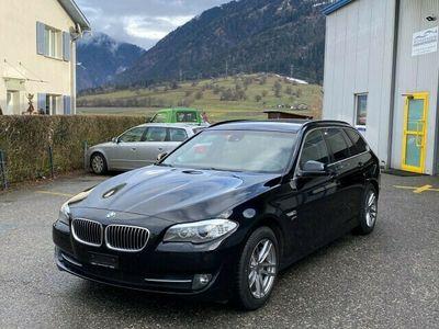 gebraucht BMW 525 5er d xDrive Touring Steptronic