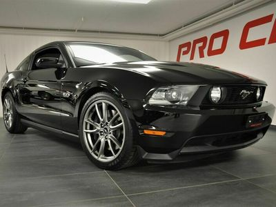 gebraucht Ford Mustang GT  5.0 V8 2012-Modell / Handschaltgetriebe