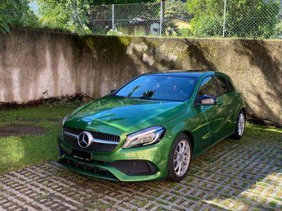 gebraucht Mercedes A250 A-Klasse Mercedes4Matic AMG Line