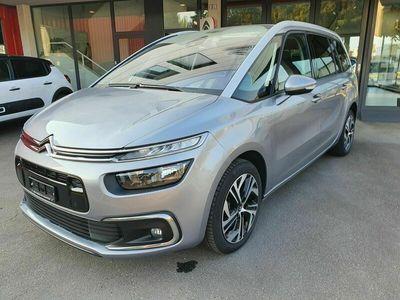 gebraucht Citroën C4 SpaceTourer  Grand2.0 BlueHDi Shine EAT8