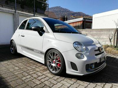 gebraucht Fiat 500 Abarth 500 Competizione