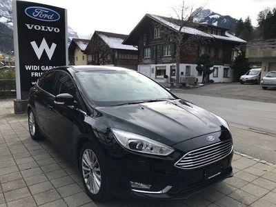 gebraucht Ford Focus 1.5 SCTi Titanium X