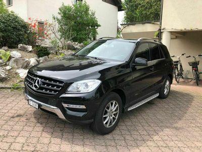 gebraucht Mercedes ML250 M-Klasse Mercedes4Matic BlueTEC 7G-Tronic