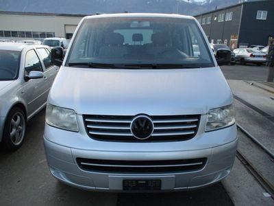 gebraucht VW Multivan T5Comfortline 2.5 TDI