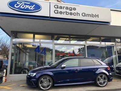 gebraucht Audi S3 Sportback 2.0 T FSI quattro