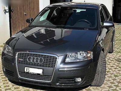 gebraucht Audi A3 Sportback 2.0 Turbo FSI Ambition quattro