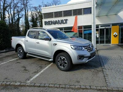gebraucht Renault Alaskan Pickup dCi 190 TT Intens 4x4