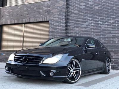 gebraucht Mercedes CLS500 63 AMG Optik