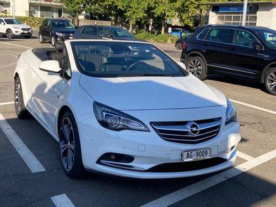 gebraucht Opel Cascada 1,6 (200ps) mit 20 Zoll Felgen