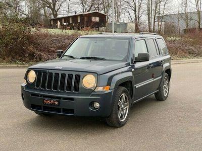 gebraucht Jeep Patriot 2.0 CRD Limited