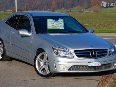 gebraucht Mercedes CLC200 Kompressor Automatic
