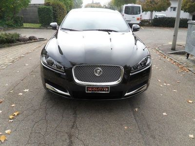 gebraucht Jaguar XF 2.0 Ti Business