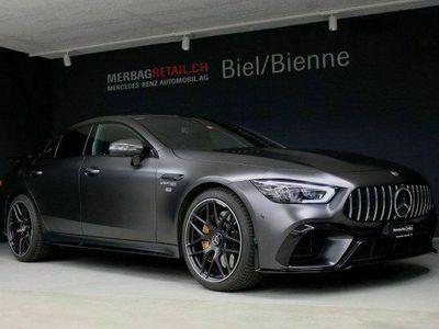 gebraucht Mercedes AMG GT GT4 63 S 4Matic+