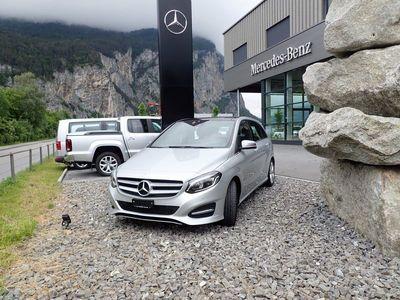 gebraucht Mercedes B250 B-KlasseUrban 4Matic 7G-DCT
