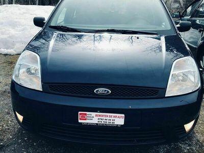 gebraucht Ford Fiesta 1.4 16V Ambiente