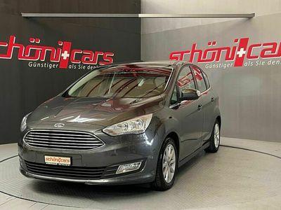 gebraucht Ford C-MAX 1.5 SCTi Titanium
