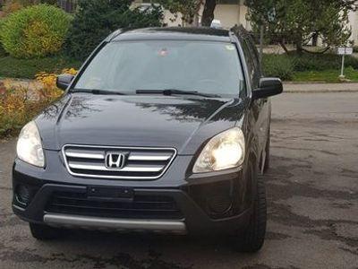 gebraucht Honda CR-V CTDI