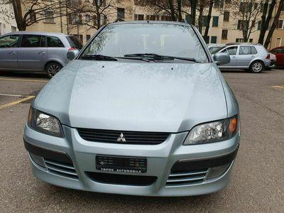 gebraucht Mitsubishi Space Star 1.8 16V Premium