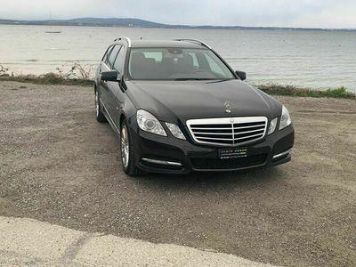 gebraucht Mercedes E350 E-Klasse E 350 CDI BlueEF Avantgarde 4m Kombi E-KlasseCDI BlueEF Avantgarde 4m Kombi