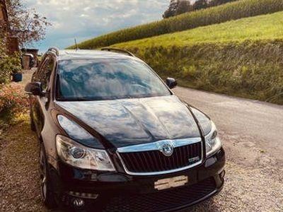 gebraucht Skoda Octavia RS mit Sportauspuff