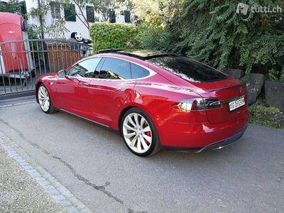 gebraucht Tesla Model S 85 Performance