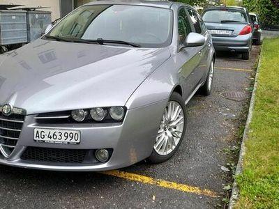 gebraucht Alfa Romeo 159 3.2 V6