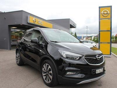 gebraucht Opel Mokka X 1.4T ecoTEC 4x4 Excellence S/S