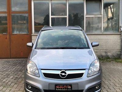gebraucht Opel Zafira 1.8i 16V Enjoy