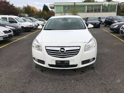 gebraucht Opel Insignia 2.0 Turbo Cosmo Automatic