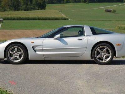 gebraucht Chevrolet Corvette LS1 Targa (Coupé) CH-Auto