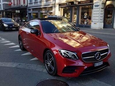 gebraucht Mercedes E50 AMG E-Klasse Mercedes Benz