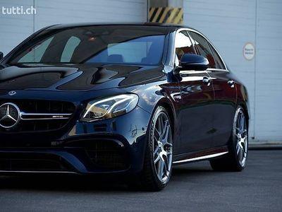 gebraucht Mercedes E63 AMG S 4Matic Speedshift MCT (Limousine)
