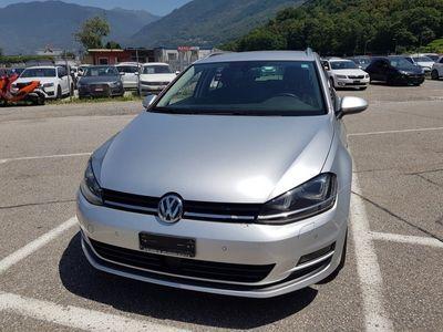 gebraucht VW Golf Variant 1.4 TSI Cup