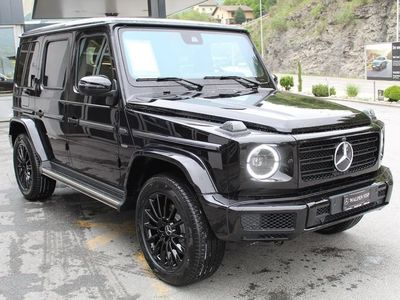 gebraucht Mercedes G400 G-Klasse4M Stonger than Time Edition
