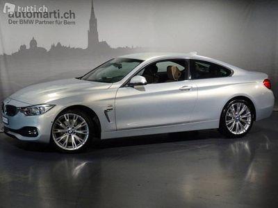 gebraucht BMW 435 Coupé xDrive Luxury