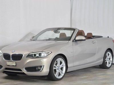 gebraucht BMW 220 2er i