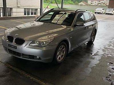 gebraucht BMW 525 5er d (Touring)